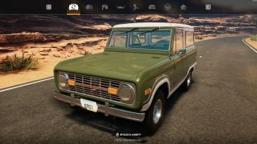 "Car Mechanic Simulator 2021 ""1975 Ford Bronco"""