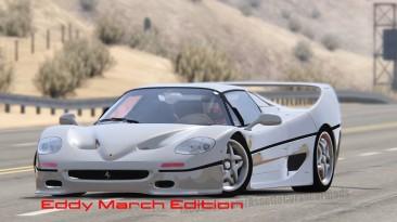 """Assetto Corsa """"Ferrari F50 by assettodrive for AC 1.11 (или для 1.13)"""""""