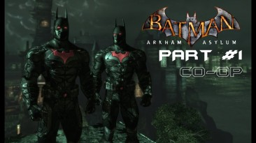 Оказывается, в Batman: Arkham Asylum есть скрытый Кооперативный режим