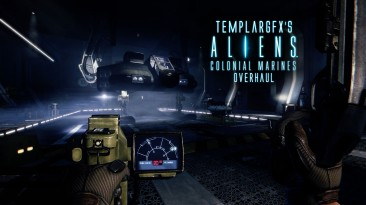 "Aliens: Colonial Marines ""TemplarGFX's ACM Overhaul v4.5 ""Mini Update"" by Templar GFX Modding"""