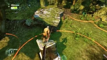 Прохождение Enslaved: Odyssey to the West Premium Edition - Часть 2 Разрушенный город