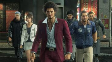 Продажи серии Yakuza превысили 17 миллионов копий игр и продуктов