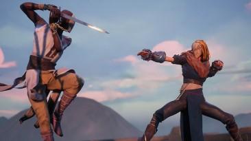 Друзья и Враги в новом трейлере Absolver