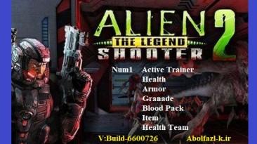 Alien Shooter 2 - The Legend: Трейнер/Trainer (+6) [Build-6600726] {Abolfazl.k}