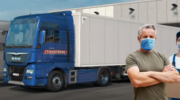 Ивент TRUCK AT HOME