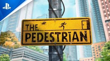 "Пазл-плафтормер ""The Pedestrian"" заглянет на PS4 и Switch"