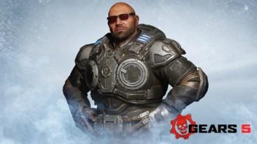 """Вы можете получить бесплатный скин """"Батиста в роли Маркуса"""" в Gears 5 на этой неделе"""