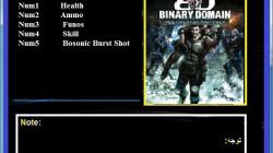 Binary Domain Collection: Трейнер/Trainer (+5) [10.04.20] {Abolfazl.k}