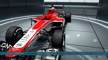 "F1 2012 ""Marussia MR02 2013"""