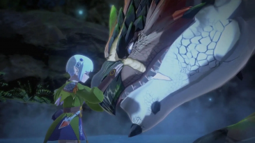 Monster Hunter Stories 2 демонстрирует настройку главного персонажа в новом изображении
