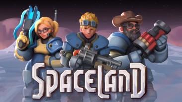 Тактическая стратегия Spaceland выйдет на Nintendo Switch