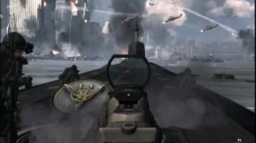 "Call Of Duty.Modern Warfare 3 ""Муз-Клип и прохождение."""
