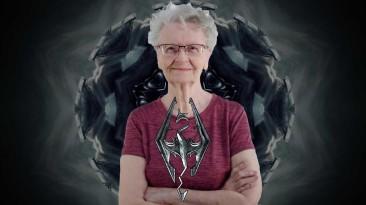 """Бабушка фанатка Skyrim заявила, что издание VG247 """"сильно преувеличило"""" ситуацию с негативными комментариями в её адрес"""