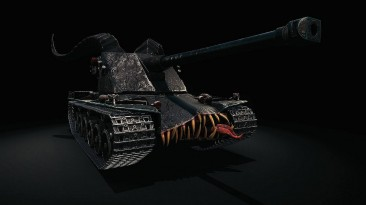 "World of Tanks ""Ремодель танка Kranvagn"""