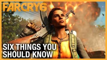 Новая система снаряжения и элементы повествования - Ubisoft показали главные нововведения в Far Cry 6