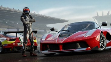 Для Forza Motorsport 8 пройдёт закрытый плейтест
