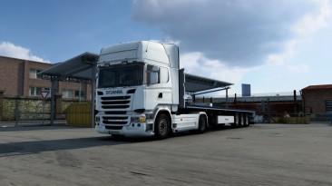 "Euro Truck Simulator 2 ""Звук для Scania (L6) v1.0"""