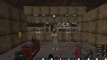 "Grand Theft Auto 5 ""Army Interrogation 1.1"""