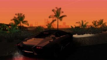 "Grand Theft Auto: San Andreas ""Кинематографичный ENB 1.0"""