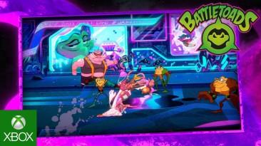 Боевые жабы в ожидании: Сотрудник Rare намекнул на скорый выход Battletoads для Xbox One