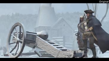 Детальное сравнение оригинала и ремастера Assassin's Creed 3
