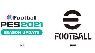 Серия PES поменяет название? Konami зарегистрировала новый бренд и логотип