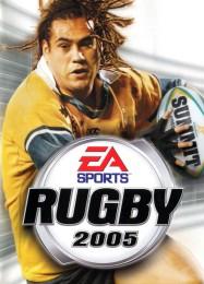 Обложка игры Rugby 2005