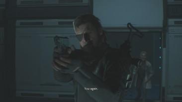 """Resident Evil 2 """"Биг Босс из Metal Gear"""""""