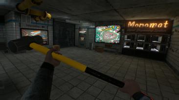 10 декабря выйдет BONEWORKS - VR-экшен в духе Half-Life c продвинутой физикой