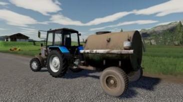 """Farming Simulator 19 """"Мод ВУО-3А версия 1.0"""""""