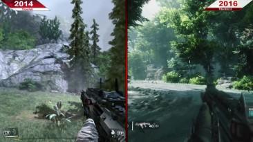 Сравнение графики | Titanfall (2014) vs. Titanfall 2 (2016) | ULTRA | GTX 970