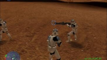 "Star Wars Battlefront ""Текстуры солдат из battlefront 2"""