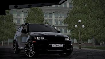 "City Car Driving ""BMW X5M Perfomance Update (v1.5.9.2)"""