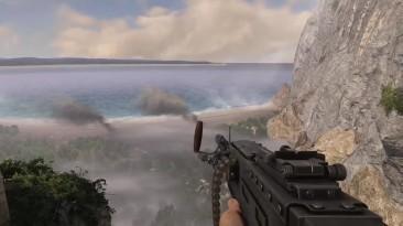Call of Duty - WWII - Новое оружие после обновы Перезарядка и звуки оружия