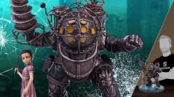 Фигурка Большого Папочки из BioShock