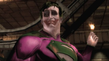 "Injustice: Gods Among Us ""JokerMan"""