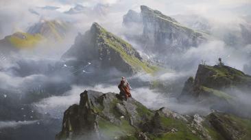 Потрясающие концепт-арты и первые подробности Project Windless, большой сюжетной RPG от создателей PUBG