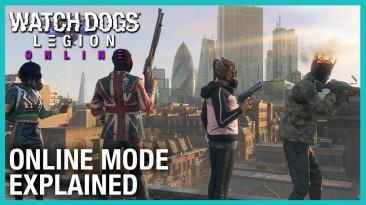Онлайн-режим в Watch Dogs: Legion появится в марте