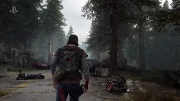 Новый геймплейный ролик Days Gone с E3 2017