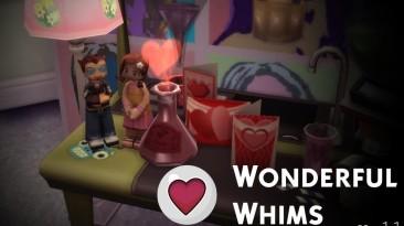 """The Sims 4 """"WonderfulWhims v11"""""""