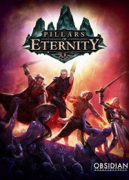 Обложка игры Pillars of Eternity