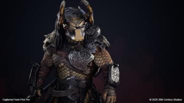 Новый класс хищника Викинг в октябрьском обновлении для Predator: Hunting Grounds
