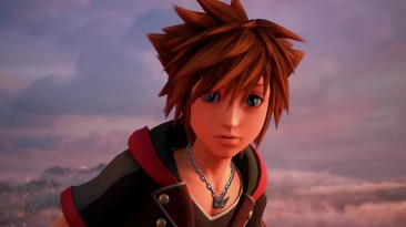 Kingdom Hearts 3 - Трейлер TGS 2018 на русском - VHSник