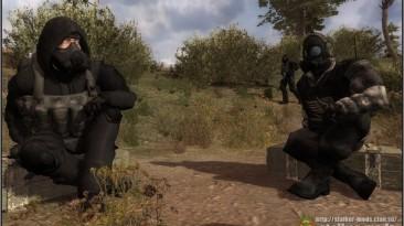 """S.T.A.L.K.E.R.: Call of Pripyat """"Новая группировка на Stalker COP (Чёрный монолит) ГОТОВАЯ 2"""""""