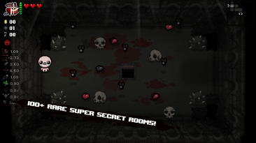 """The Binding of Isaac """"Мод - Rare Super Secret Rooms!"""""""