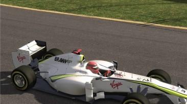 """F1 2011 """"Brawn GP F1 Team"""""""