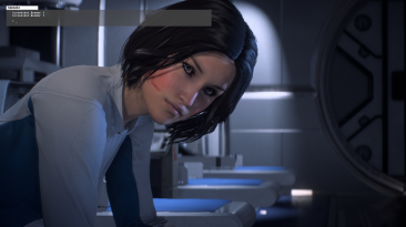 """Mass Effect: Andromeda """"Пресет для Женского Главного Героя"""""""