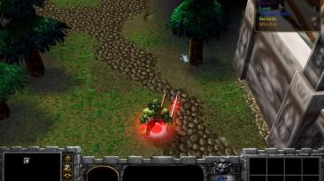 "Warcraft 3 TFT ""Карта - Rurouni Shinji"""
