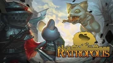 Состоялся релиз необычной стратегии о Крысополисе - Ratropolis
