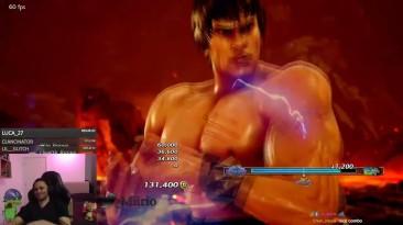 Tekken 7 это 2D игра
